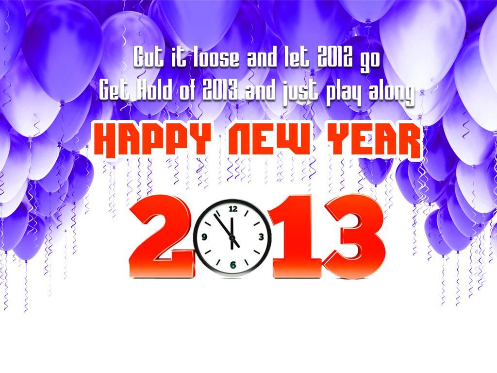 والپیپرهای جدید و خفن تبریک سال میلادی نو